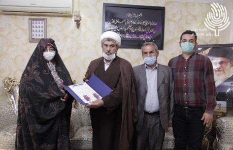 پیام تبریک رئیس دانشگاه آزاد اسلامی واحد تهران غرب به مناسبت تولد جوانترین شهید مدافع حرم